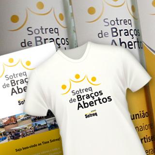 Campanha de integração vira case no Grupo Sotreq