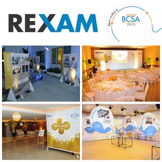 Ambientação de Conferência leva Rexam ao futuro