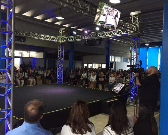 Inovação no formato e dinâmica:  Mais um evento da Roche Rio para a conta!